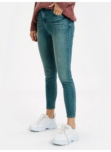LC Waikiki Bilek Boy Super Skinny Jean Pantolon Mavi